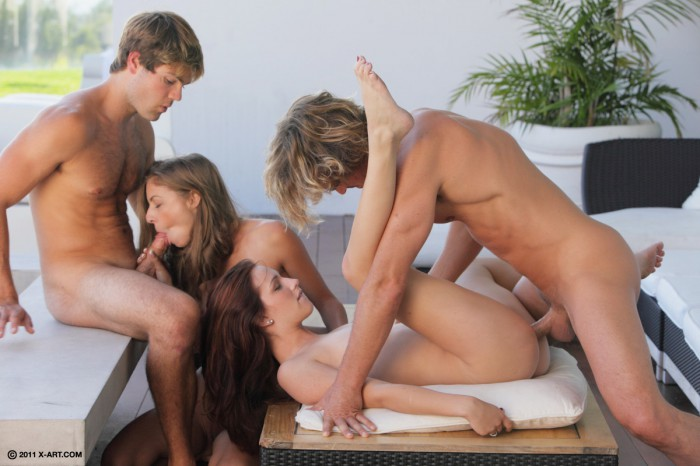 Mary Jane Johnson Group Sex